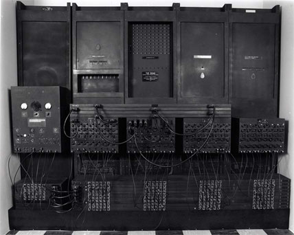Image of Metal ENIAC Accumulator #2