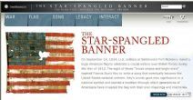 Thumbnail image of The Star-Spangled Banner: The Flag that Inspired the National Anthem Homepage