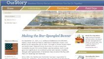 Thumbnail image of Making the Star-Spangled Banner homepage