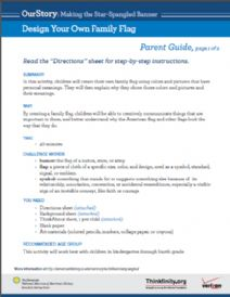 Thumbnail image of Design Your Own Family Flag resource