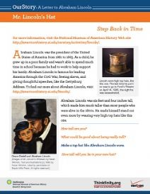 Thumbnail image of Mr. Lincoln's Hat resource