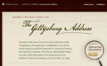 Thumbnail image of The Gettysburg Address resource