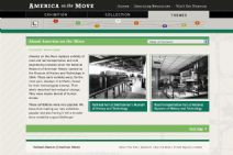 Thumbnail image of Making the Exhibition: America on the Move resource