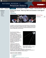 Thumbnail image of Mobilizing Minds: Teaching Science and Math in the Age of Sputnik resource