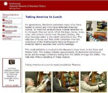 Thumbnail image of Taking America to Lunch resource