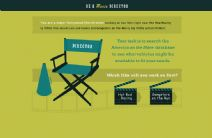 Thumbnail image of Be a Movie Director resource