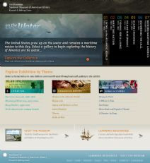 Thumbnail image of On the Water: Stories from Maritime America Homepage