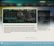 Thumbnail image of Fishing For a Living 1840-1920 resource