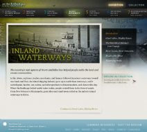 Thumbnail  image of Inland Waterways 1820-1940