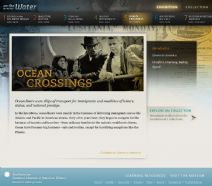 Thumbnail image of Ocean Crossings 1870-1969 resource