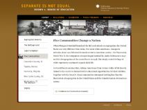 Thumbnail image of Brown v. Board of Education: Five Communities Change a Nation resource