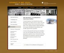Thumbnail image of Brown v. Board of Education: A Landmark in American Justice resource