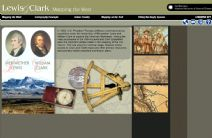 Thumbnail image of Lewis and Clark Mapping the West resource