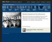 Thumbnail image of West Point Graduates resource