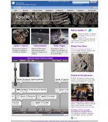 Thumbnail image of Fortieth Anniversary of Apollo 11 resource