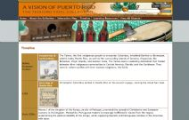 Thumbnail image of The Teodoro Vidal Collection: Interactive Timeline resource