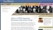 Thumbnail image of Life in a WWII Japanese American Internment Camp homepage
