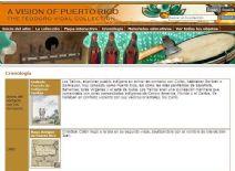 Thumbnail image of En Español:  La Colección de Teodoro Vidal: Cronología Interactivo resource