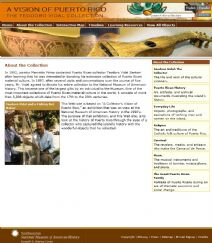 Thumbnail image of About the Teodoro Vidal Collection resource