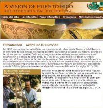 Thumbnail image of En Español:  Acerca de la Colección de Teodoro Vidal resource
