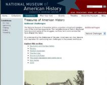 Thumbnail image of Treasures of American History: National Challenges resource