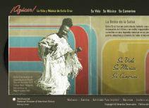 Thumbnail image of En Español:  ¡Azúcar!  La Vida y Música de Celia Cruz resource