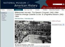 Thumbnail image of Bittersweet Harvest: The Bracero Program 1942-1964 resource