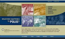 Thumbnail image of Whatever Happened to Polio? homepage