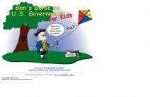 Thumbnail image of Ben's Guide to US Government for Kids resource