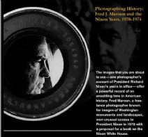 Thumbnail image of Photographing History: Fred J. Maroon and the Nixon Years, 1970-1974 resource