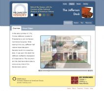 Thumbnail image of The Jefferson Desk and the Declaration of Independence resource
