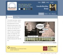 Thumbnail image of The Lincoln-Keckley Dress: Slavery, Women's History, and Race resource