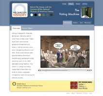 Thumbnail image of The Voting Machine and Election Reform resource
