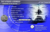 Thumbnail image of Fast Attacks and Boomers: Submarines in the Cold War resource