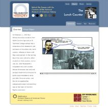 Thumbnail image of The Greensboro Lunch Counter and the Civil Rights Movement resource
