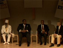 Thumbnail image of Youth Town Hall with the Greensboro Civil Rights Pioneers: Commemorating the 50th Anniversary of the Woolworth Lunch Counter Student Sit-In (Lecture Video) resource