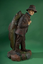 Thumbnail image of History Explorer Podcast: The Man With the Fish On His Back resource