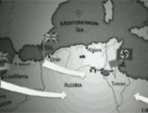 Thumbnail image of World War II Overview: North Atlantic and North Africa