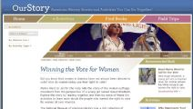Thumbnail image of Winning the Vote for Women resource
