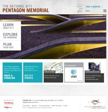 Thumbnail image of Pentagon 9/11 Memorial resource
