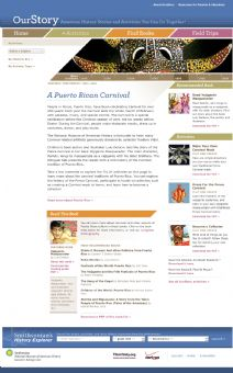 Thumbnail image of A Puerto Rican Carnival homepage