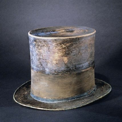 Abraham Lincoln S Top Hat Smithsonian S History Explorer