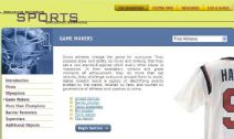 Thumbnail image of Sports: Breaking Records, Breaking Barriers resource