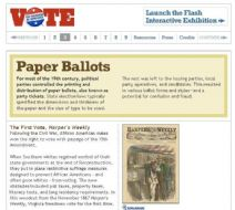 Thumbnail image of Paper Ballots resource