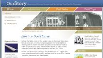 Thumbnail image of Life in a Sod House homepage