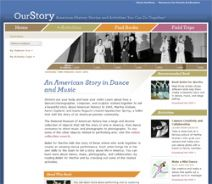 Thumbnail image of An American Story in Dance and Music Homepage resource