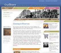 Thumbnail image of Coming to America resource