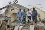 Thumbnail image of History Explorer Podcast: Hurricane Katrina and Collecting from a Disaster resource