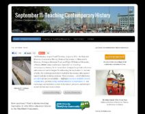 Thumbnail image of September 11: Teaching Contemporary History Online Conference resource