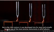 Thumbnail image of Tuning Forks Demonstration resource